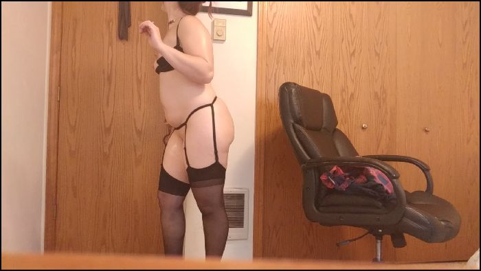 Tawney - Mistress Teases, walking, sitting, and ordering in Oil and Lingerie Preview