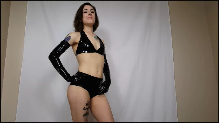 TheGoddessEris Worship My Latex Ass Preview