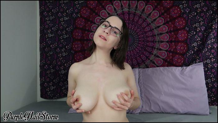 purplehailstorm – nut on my tits (manyvids.com)