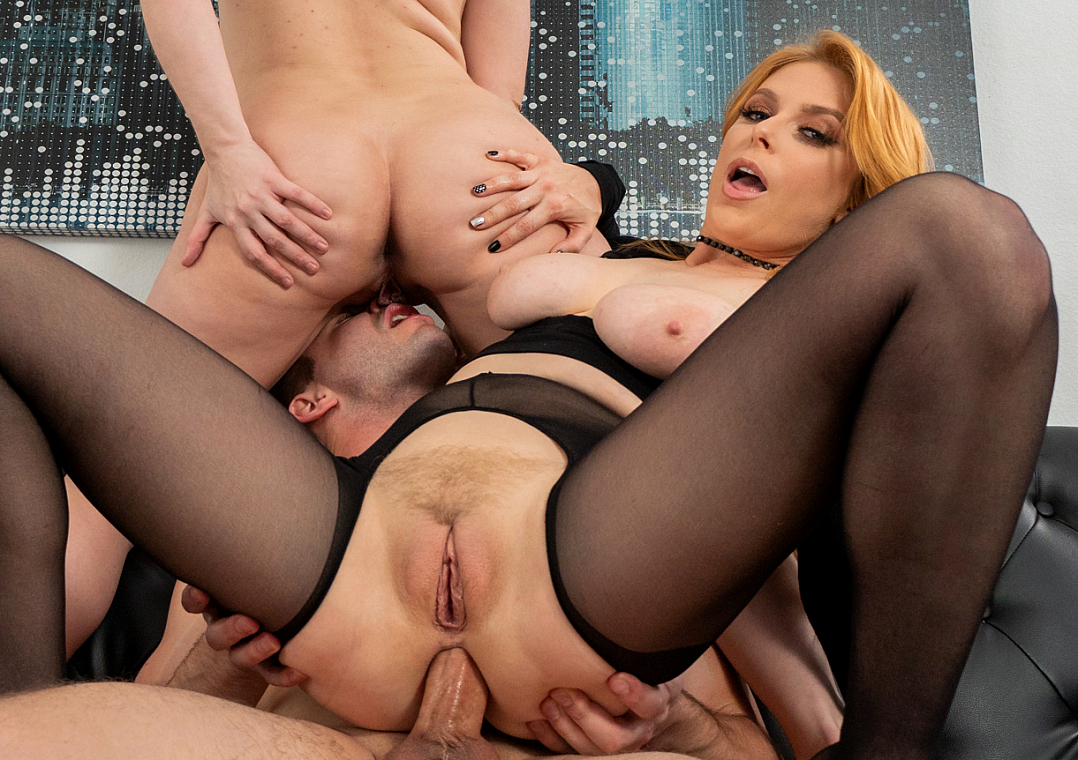 Penny Pax, Violet Monroe – The New Boss Is Hot As Fuck (Spizoo/2019/HD1080p)