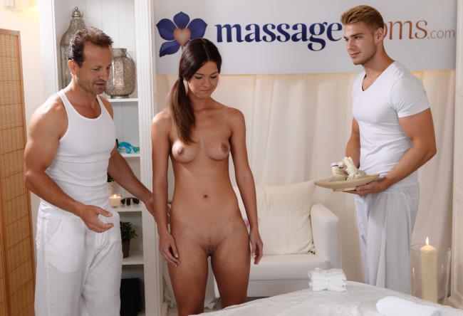 George, Kelly, Ken – Satisfy Me (Orgasms.xxx/DaneJones.com/2019/HD1080p)