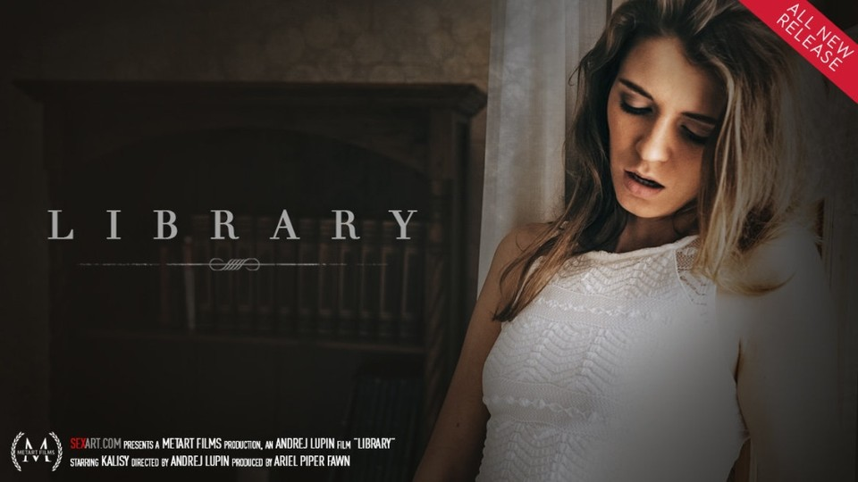 Kalisy – Library (SexArt/2019/HD1080p)