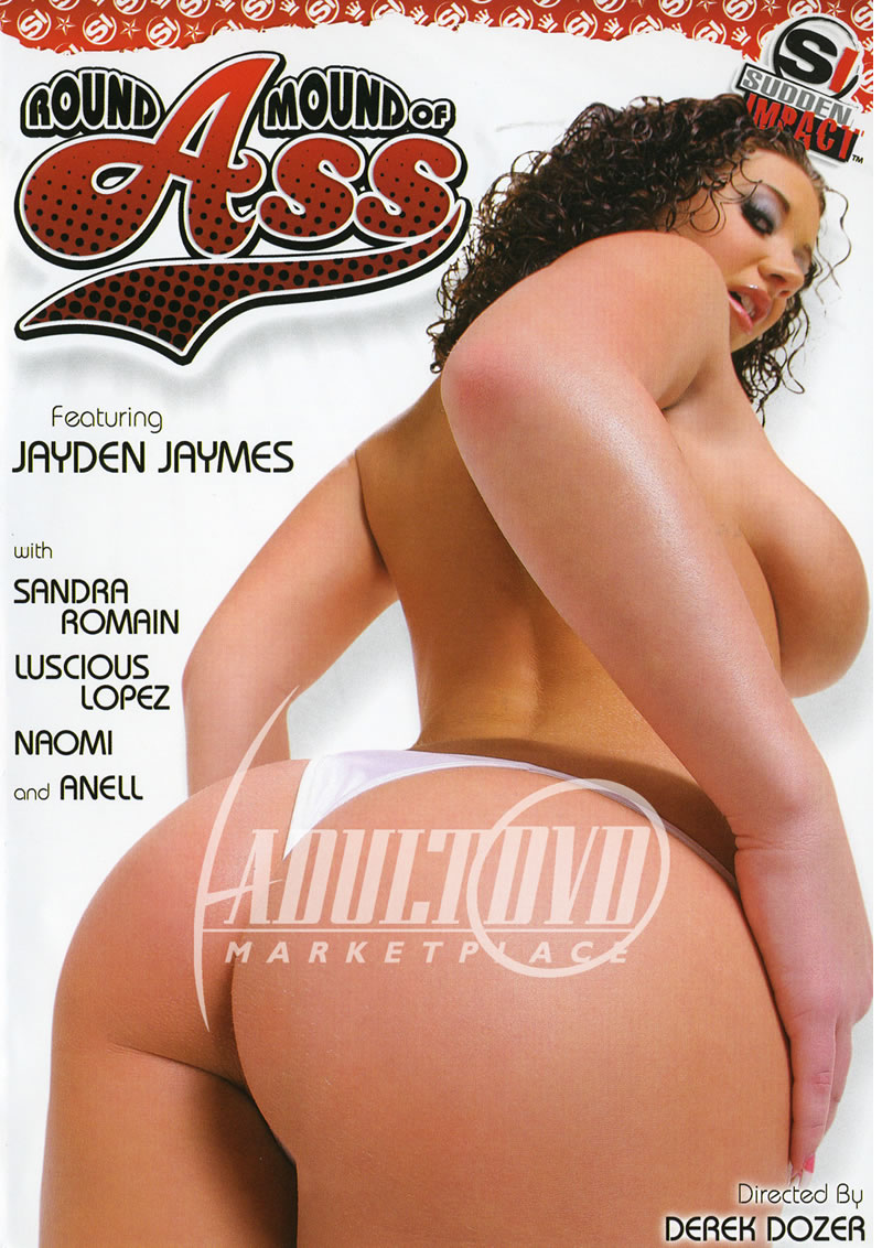 Round Mound Of Ass 1 (2019)