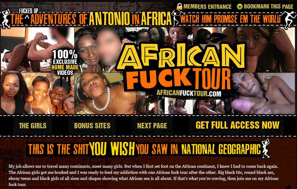 Africanfucktour.com SiteRip