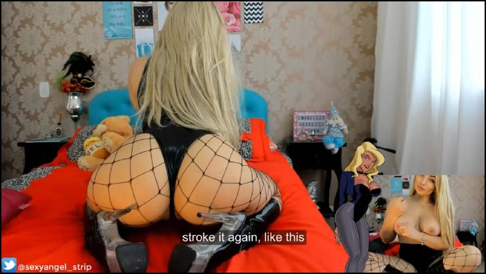 pinupbaby black canary jerk off instructions 2019 05 26 FsmmGo Preview