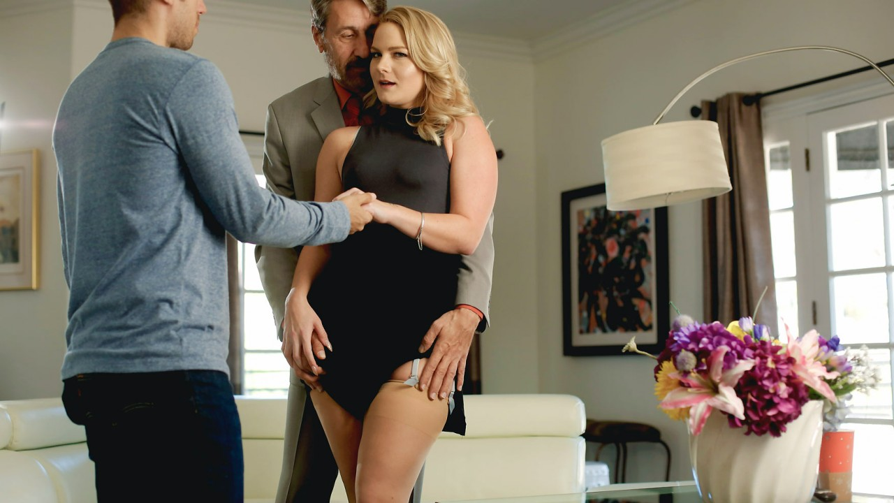 Lisey Sweet – Lisey Tells Her Man All About It (NewSensations/2019/HD1080p)
