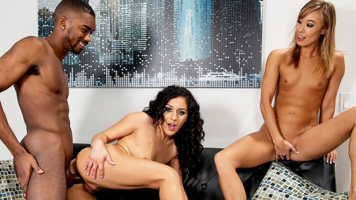 Christy Love, Liv Revamped – Damn Thats My Stepbrother (Spizoo/2019/HD1080p)