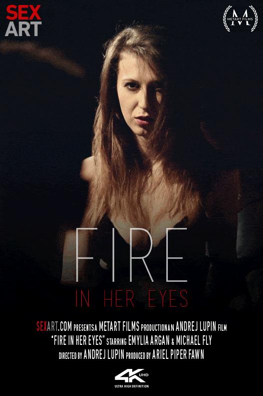 Emylia Argan – Fire In Her Eyes (SexArt/2019/480p)