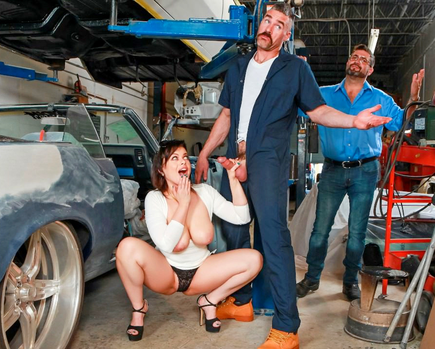 Nadia White – Autoshop (Realitykings/2019/HD1080p)