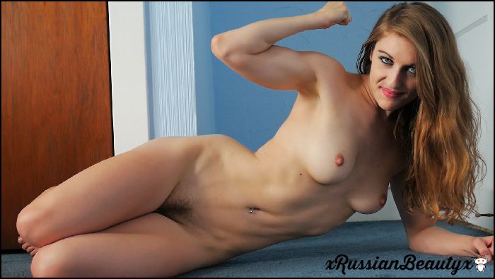 Madison Marz Dominating You With My Muscles Preview