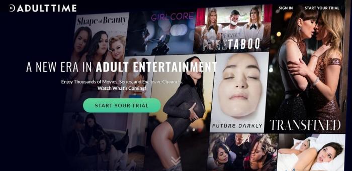 AdultTime Originals SiteRip