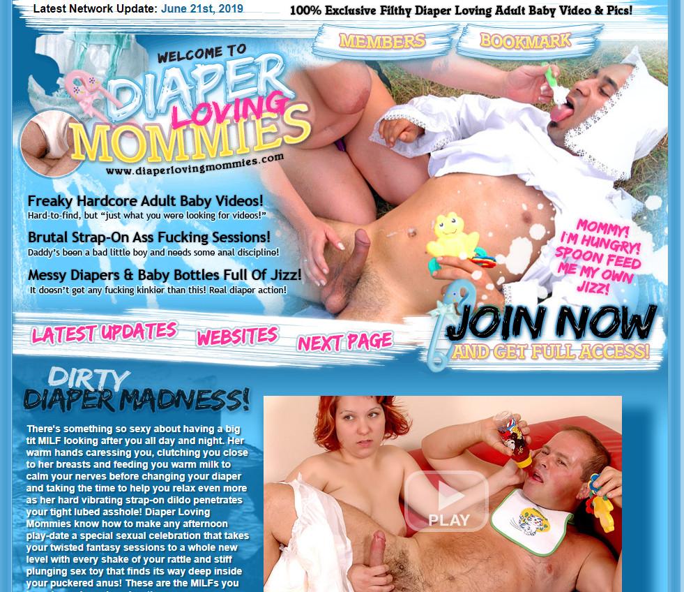 Diaperlovingmommies.com SiteRip