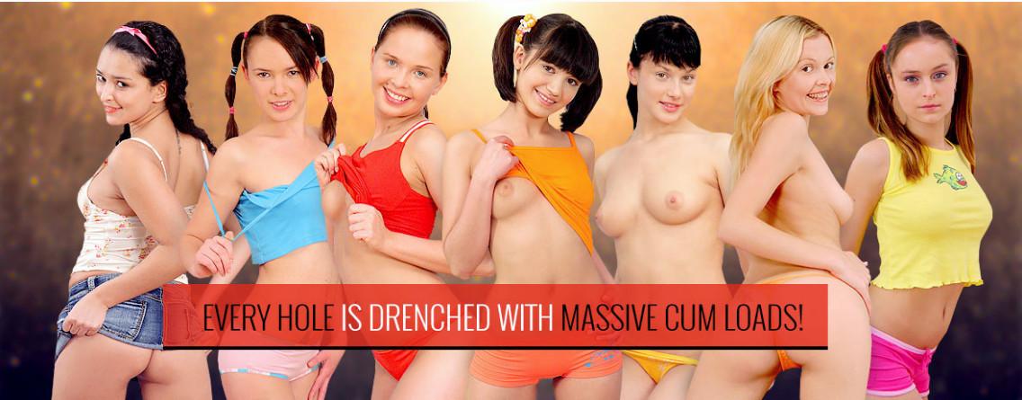 GirlsGotCream.com 2008 - Megapack