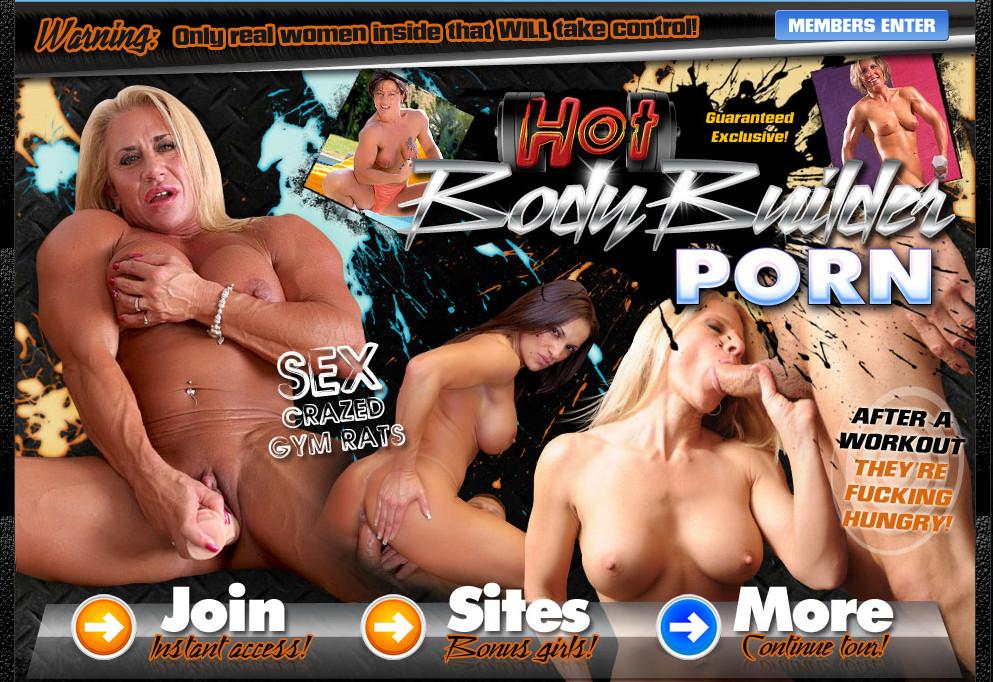 Hotbodybuilderporn.com SiteRip