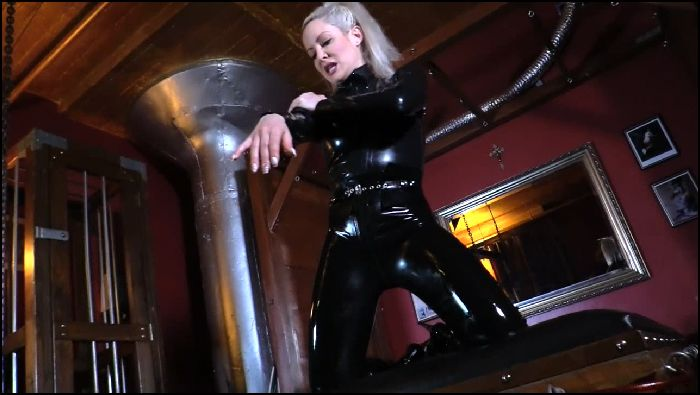 666 goddess helly latex catsuit rubber shine 2019 06 27 Z1uNkV Preview