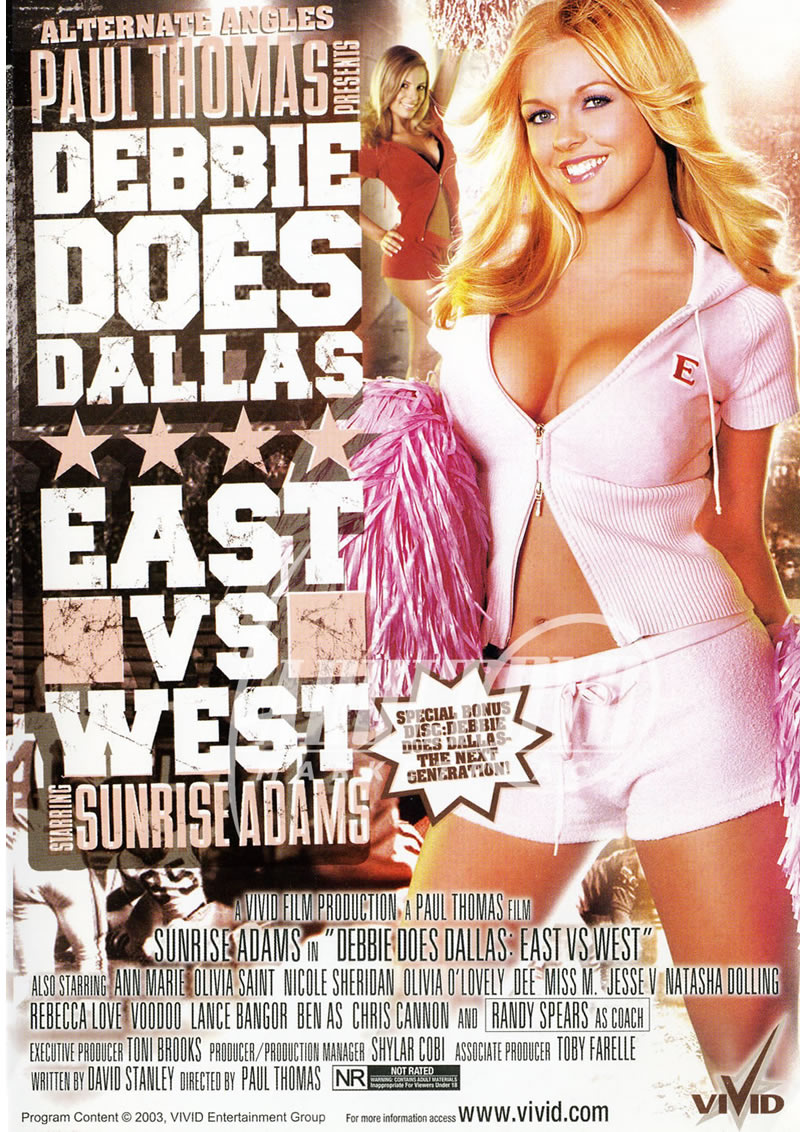 Debbie Does Dallas East Vs West