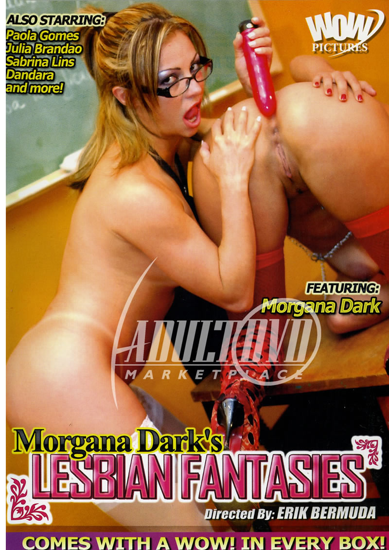 Morgana Darks Lesbian Fantasies