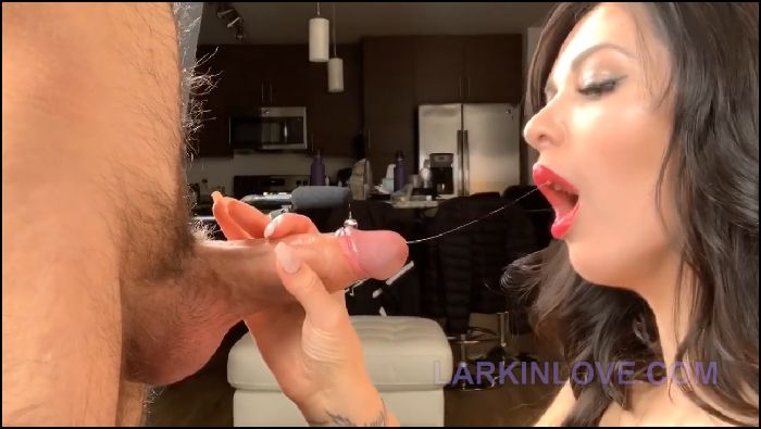 Larkin Love Fucking My Friends Son Creampie Blowjob Preview