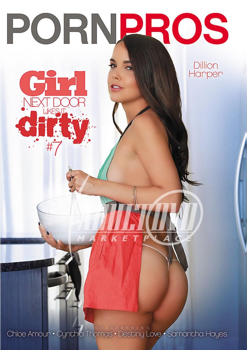 Girl Next Door Likes It Dirty 7