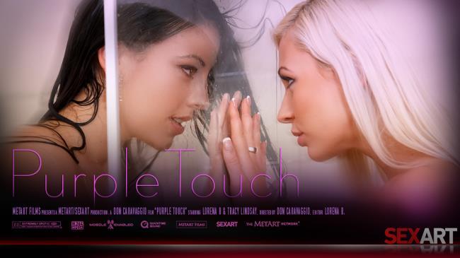 Lorena B, Tracy Lindsay – Purple Touch (SexArt.com/2019/HD)