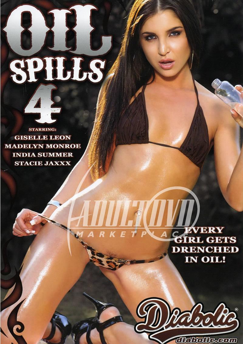 Oil Spills 4