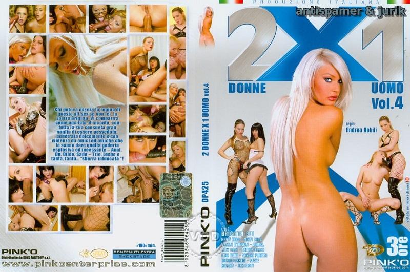 2 Donne X 1 Uomo 4