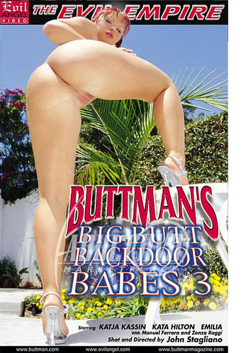 Buttmans Big Butt Backdoor Babes 3