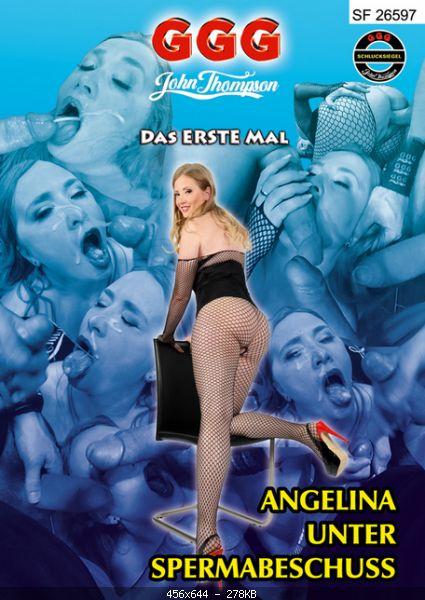 Angelina Unter Spermabeschuss (2019)
