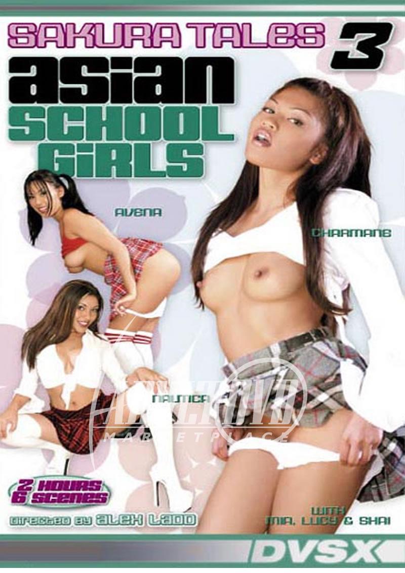 Sakura Tales 3 Asian School Girls
