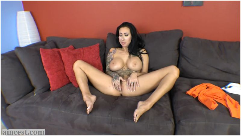 Lily Lane – Stepson uses a Remote Control
