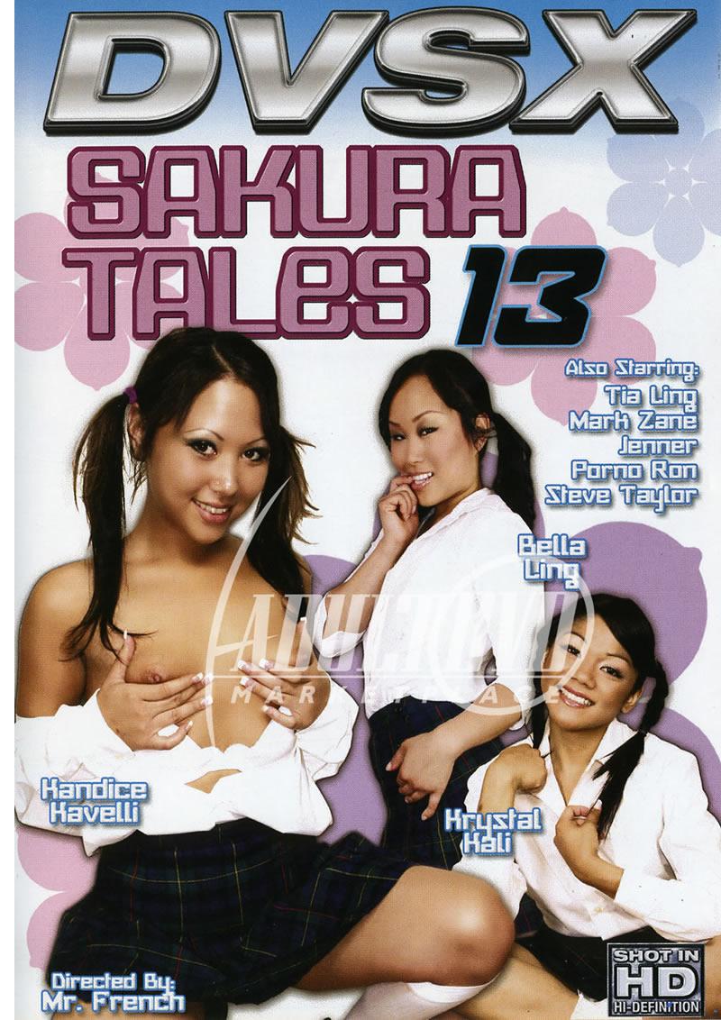 Sakura Tales 13
