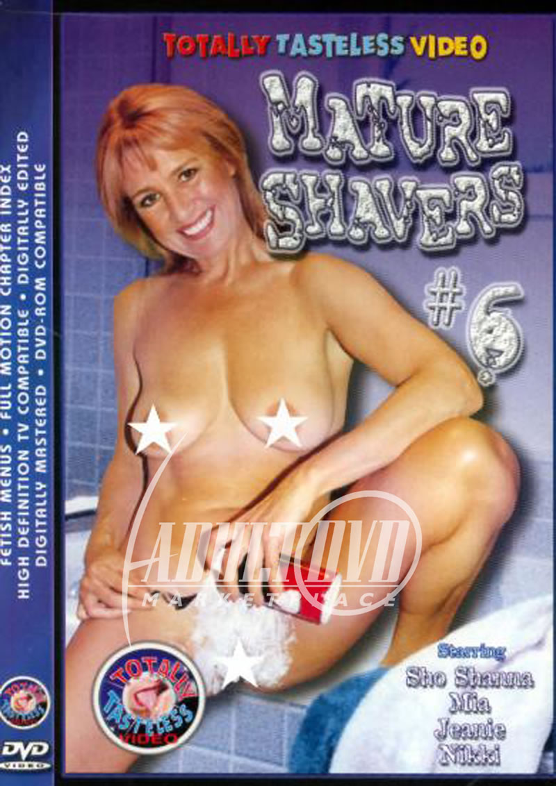 Mature Shavers 6