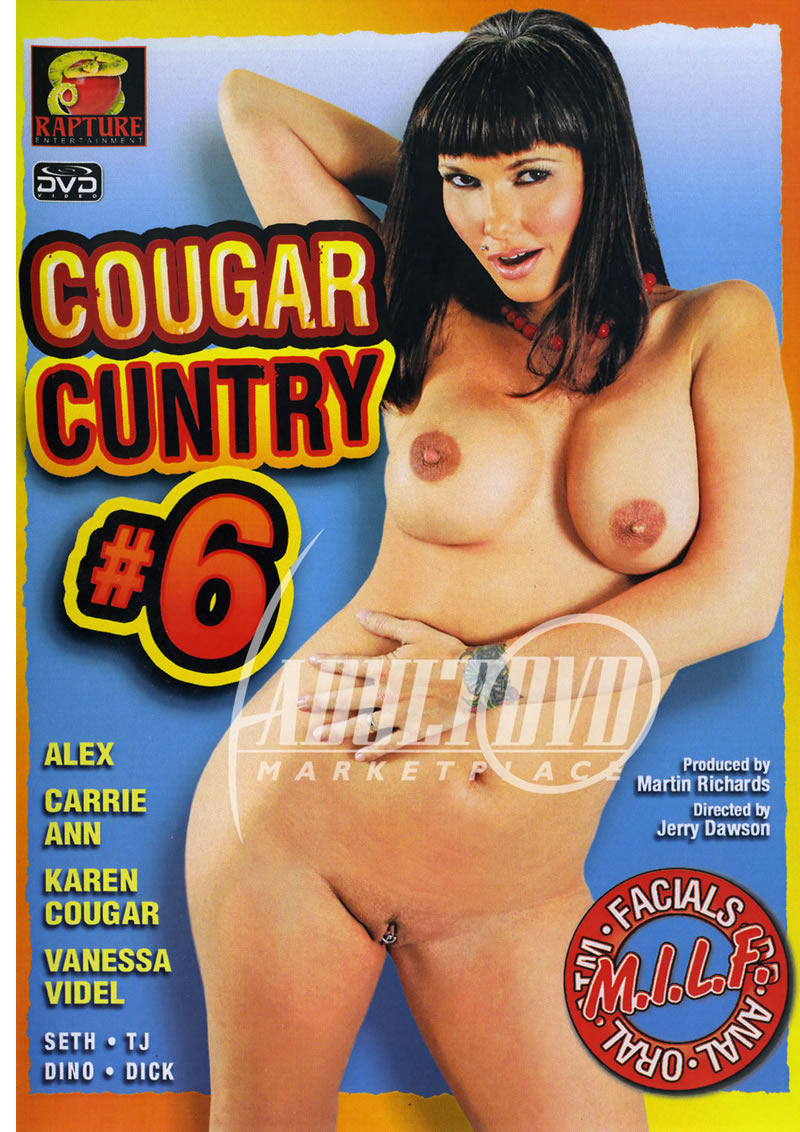 Cougar Cuntry 6