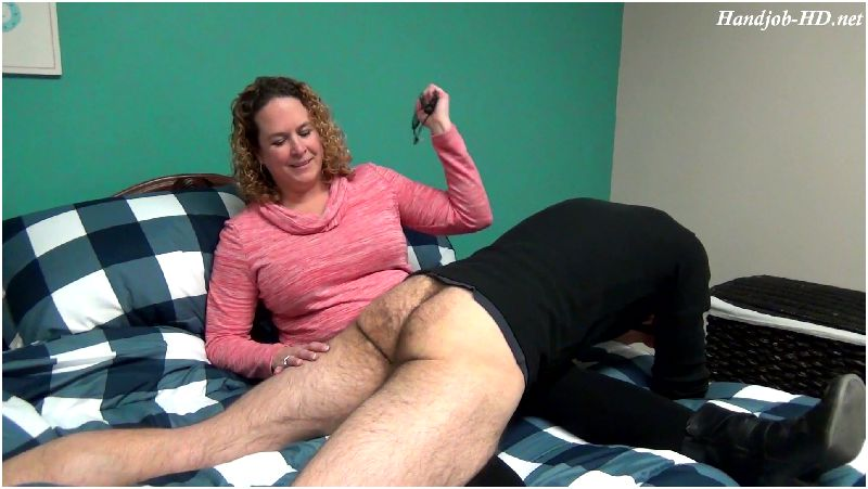 MOMMY SPANKED & JERKED ME!!