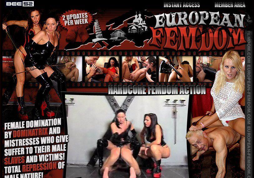 european-femdom.com – Siterip – Ubiqfile