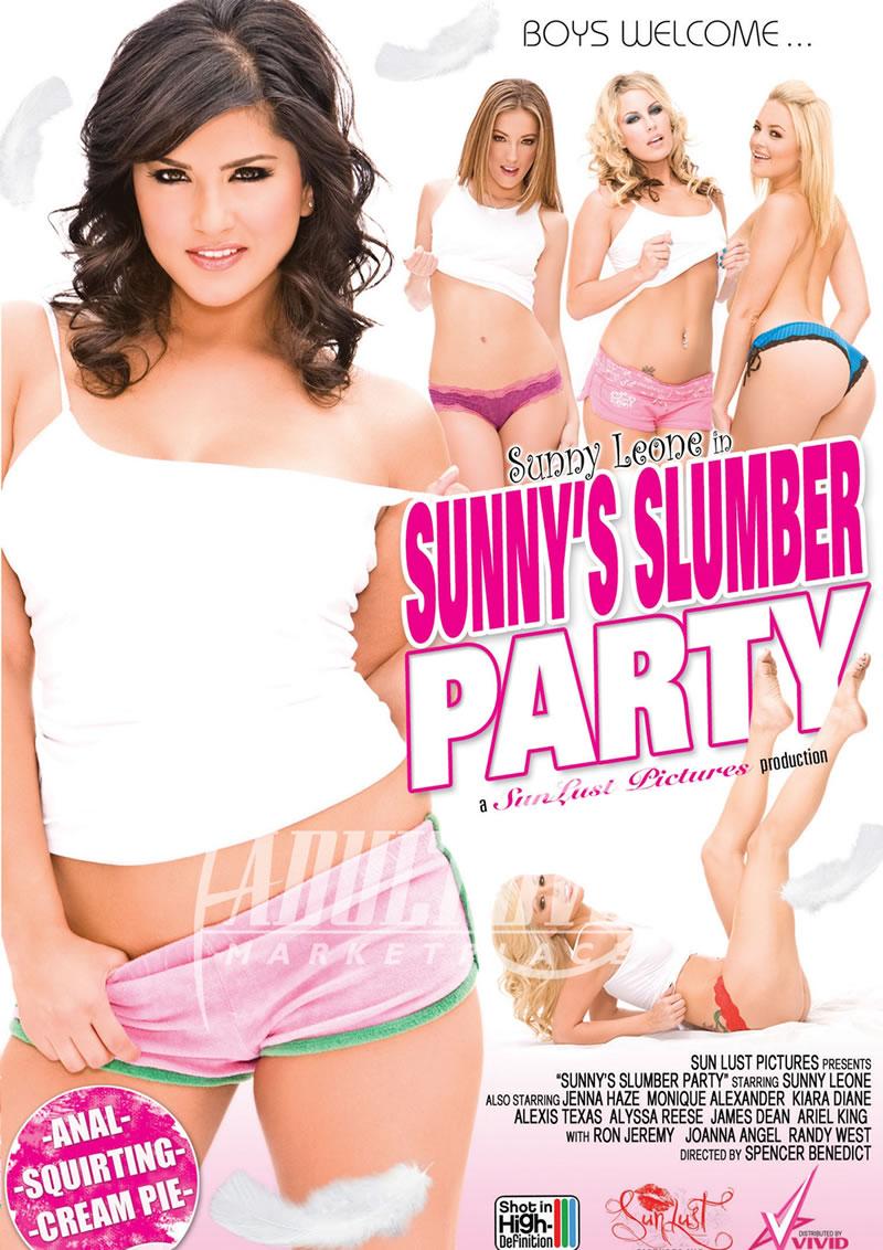 Sunnys Slumber Party