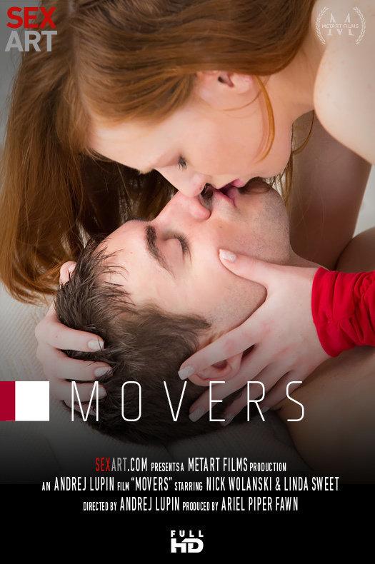 Linda Sweet – The Movers (SexArt.com/MetArt.com/2019/HD1080p)