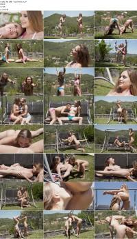 Mary Rock, Mia Split – Yoga Partners (LetsDoeIt/2019/HD)
