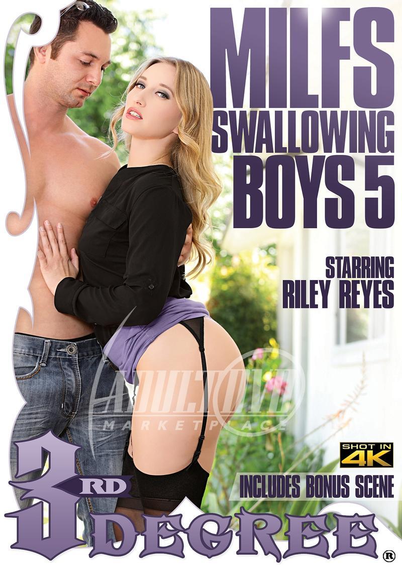 MILFs Swallowing Boys 5