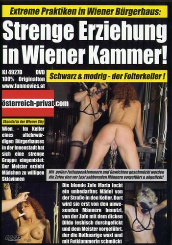 Strenge Erziehung in Wiener Kammer