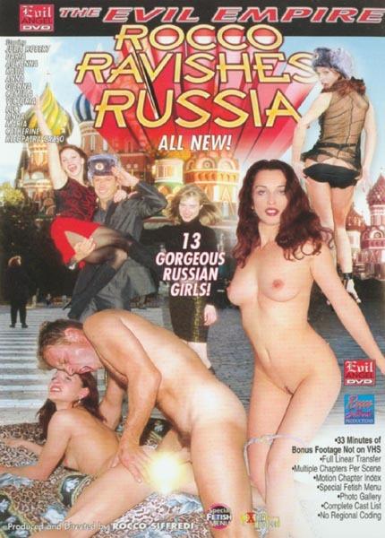 Rocco Ravishes Russia