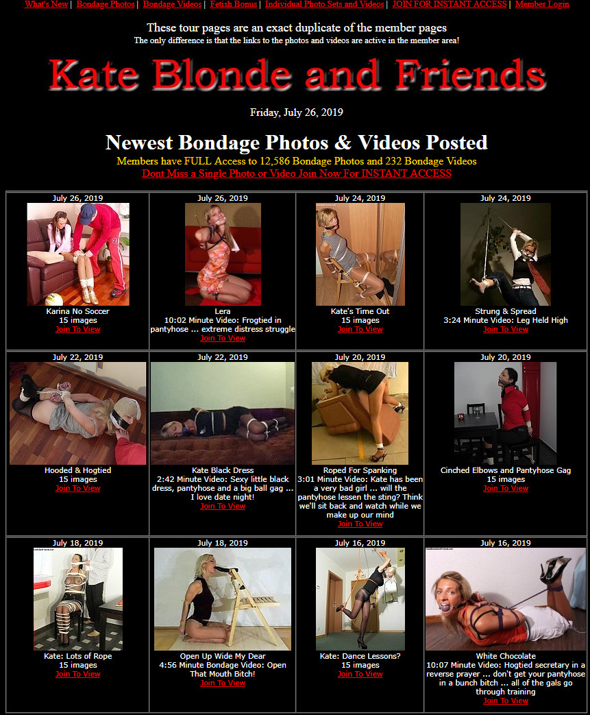 Kateblondeandfriends.com SiteRip  [img]https://imgcloud.pw/images/2019/07/27/2019-07-26 2313524c765eb305fbe703.jpg[/img] ==========  All Screenshots on Takefile.link:  kateblondeandfriends.com.rar ...