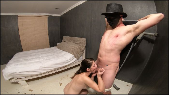 PinkCandyEc Male Punished for Cumming in my Mouth Preview