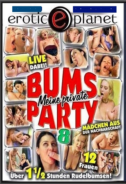 Meine Private Bumsparty 8