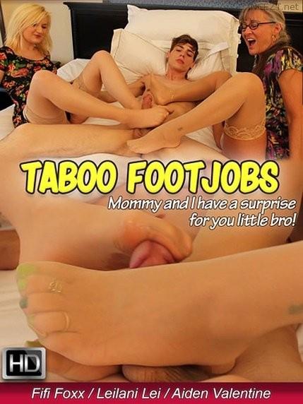 Taboo Footjobs