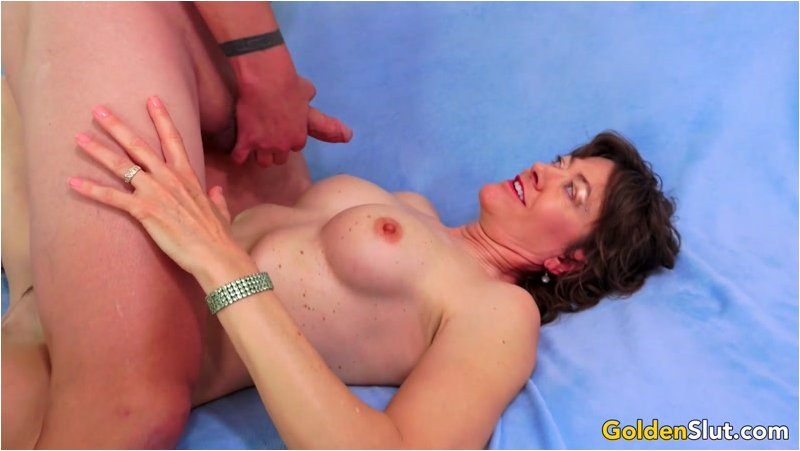 Babe Morgan – Babe Has Her Vintage Vagina Well Fucked (GoldenSlut/2019/1080p)