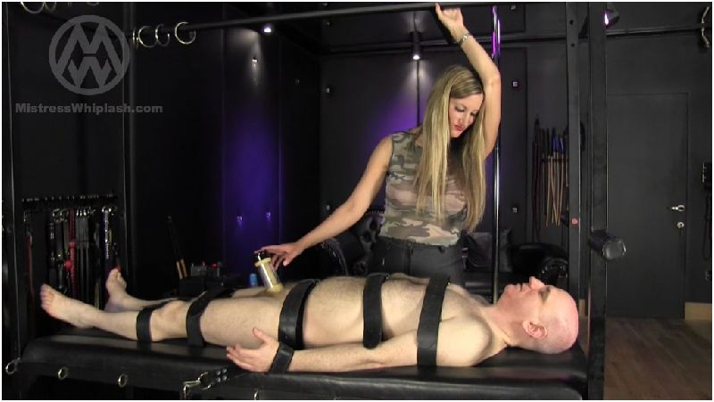Chastity Drone's Milking Preview