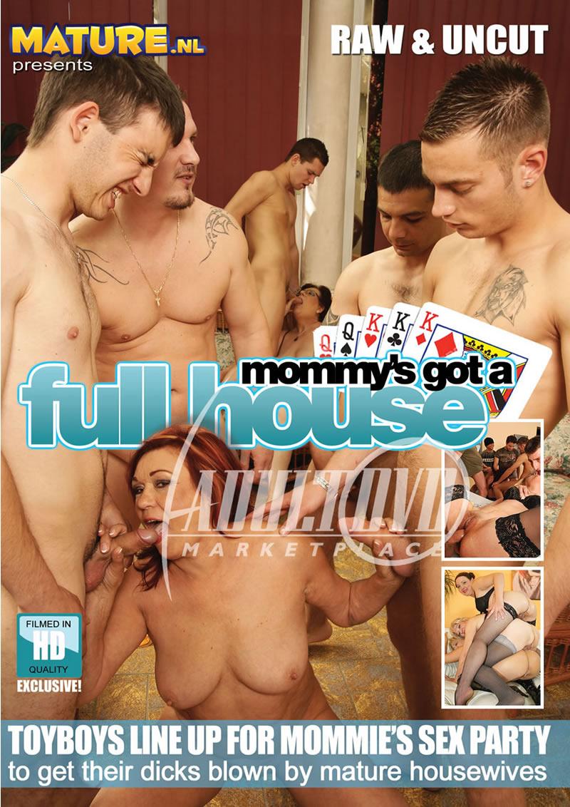 Mommys Got A Full House