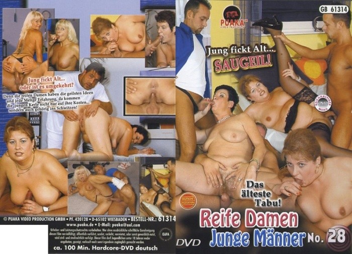 Reife Damen Junge Manner 28