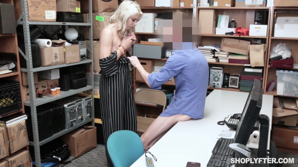 Chanel Grey – Case No  3054201 (Shoplyfter/2019/HD)